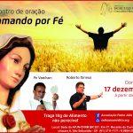 Venha para o Encontro de Oração Clamando por Fé