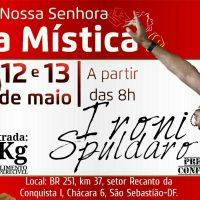 Festa de Nossa Senhora Rosa Mística 12 e 13/05
